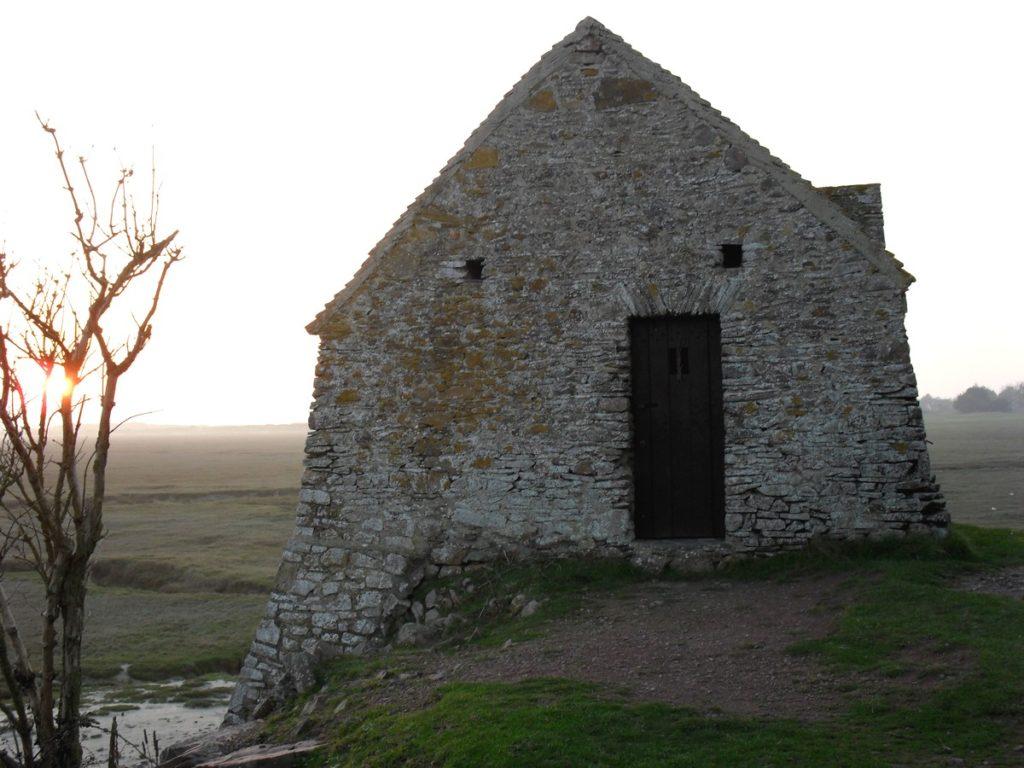 balades dans les dunes et corps de garde de saint Germain